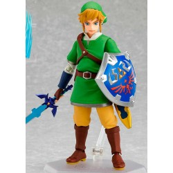 FIGURA LINK ZELDA DE FIGMA THE LEGEND OF ZELDA SKYWARD SWORD 14CM