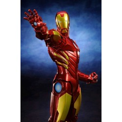 Estatua Iron Man Red Variant (The Avengers Now) KOTOBUKIYA ARTFX+ 1/10 (19 cm)