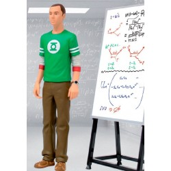Figura Sheldon Cooper Big Bang Theory 18 cm