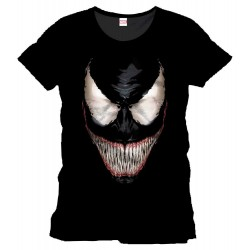 Camiseta Venom Smile Spiderman