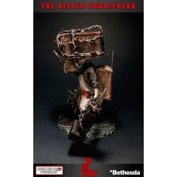 Figura The Keeper The Evil Within 15 cm Cabezon
