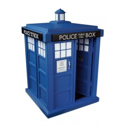 Figura Tardis Doctor Who Cabezon Pop Funko 15 cm