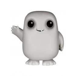 Figura Adipose Doctor Who Cabezon Pop Funko 9 cm