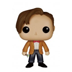 Figura Doctor 11th Doctor Who Cabezon Pop Funko 10 cm
