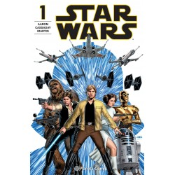 Comic Star Wars 01 (Marvel)