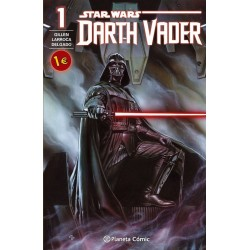 Star Wars Darth Vader nº 01 - Marvel
