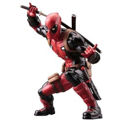 Estatua DeadPool Masacre (Marvel Now) 15 cm Kotobukiya ARTFX+