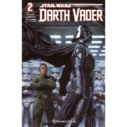 Star Wars Darth Vader nº 02 - Marvel