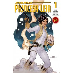 Star Wars Princesa Leia nº 01 - Marvel