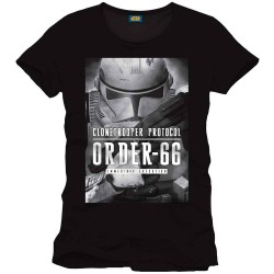 Camiseta Order 66 Star Wars Clonetrooper