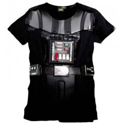 Camiseta Darth Vader Custome