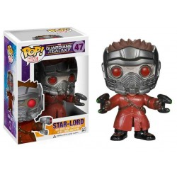 Figura Star Lord Pop Funko Los Guardianes de la Galaxia 10 cm