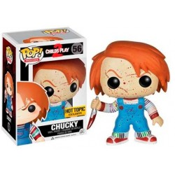 Figura Chucky Exclusive Edition Blood Funko Pop