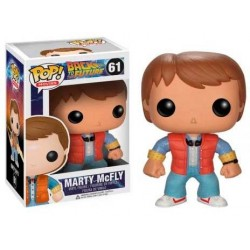 Figura Marty McFly Pop Funko