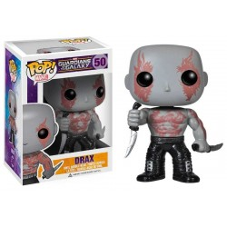 Figura Drax The Destroyer Guardianes De La Galaxia Funko Pop