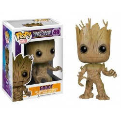 Figura Groot Guardianes De La Galaxia Funko Pop