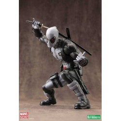 Estatua DeadPool Masacre X-Force Version (Marvel Now) 15 cm Kotobukiya ARTFX+