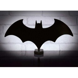 Lampara Batman Eclipse Bat Logo 17 cm