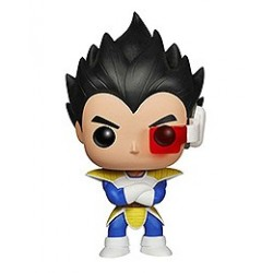 Figura Vegeta Dragon Ball Z Pop Funko 10 cm