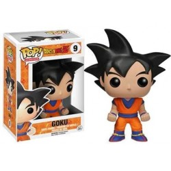 Figura Goku Dragon Ball Z Pop Funko 10 cm