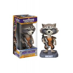 Figura Rocket Raccoon 18 Cm Guardianes De La Galaxia Funko Pop