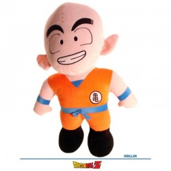 Peluche Dragon Ball Z Krillin - Krilin 20 cm