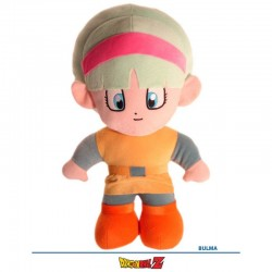 Peluche Dragon Ball Z Bulma 20 cm
