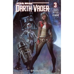 Star Wars Darth Vader nº 03 - Marvel