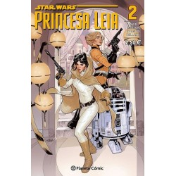 Star Wars Princesa Leia nº 02 - Marvel
