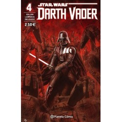 Star Wars Darth Vader nº 04 - Marvel