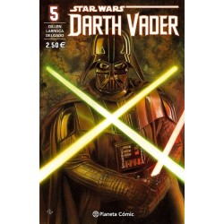 Star Wars Darth Vader nº 05 - Marvel