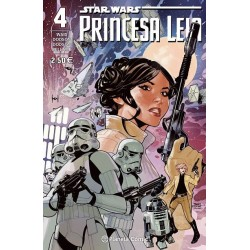 Star Wars Princesa Leia nº 04 - Marvel