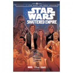 Star Wars Shattered Empire nº 01 - Marvel