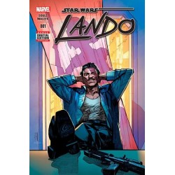 Star Wars Lando nº 01 - Marvel