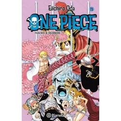 One Piece nº 73 - Plan Sop De Dressrosa