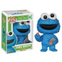 Figura Tricky Monstruo de Las Galletas Cookie Monster de Barrio Sesamo Cabezon Pop Funko 10 cm