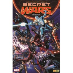 Secret Wars GUIA DE LECTURA