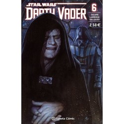 Star Wars Darth Vader nº 06 - Marvel