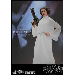 Figura Princesa Leia 1/6 26 cm Star Wars Masterpiece HOT TOYS