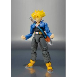 Figura Super Saiyan Trunks Premium Color Edition 14 cm Dragon Ball Z S.H. Figuarts