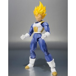 Figura Super Saiyan Vegeta Premium Color Edition 14 cm Dragon Ball Z S.H. Figuarts