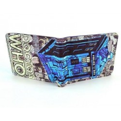Cartera Billetera Doctor Who