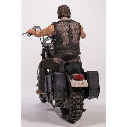 Figura Daryl Dixon Con Chopper The Walking Dead 13 cm