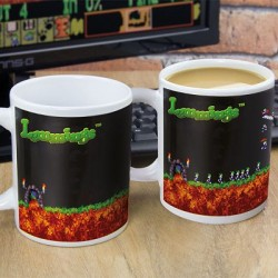 Taza The Lemmings Sensitiva Al Calor