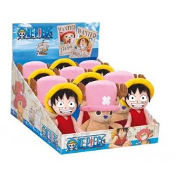Peluche One Piece Luffy Chopped 20 cm