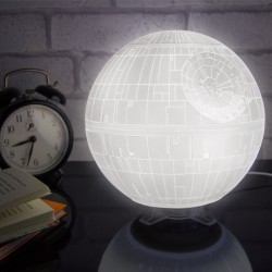 Lampara Estrella de La Muerte Death Star - Star Wars Mood Light 18 cm