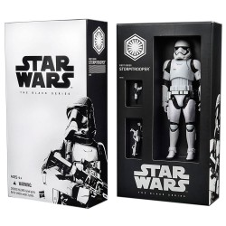 Figura Stormtrooper SDCC 2015 Exclusive Black Series Hasbro Star Wars Episode VII