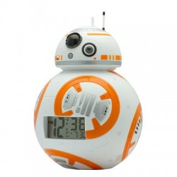 BB-8 Reloj Despertador Star Wars Episodio VII