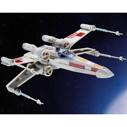 Maqueta X-Wing Fighter Luke Skywalker Star Wars Easy Kit Revell 1/57 22 cm