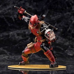 Estatua DeadPool Masacre Exclusive (Marvel Now) 15 cm Kotobukiya ARTFX+